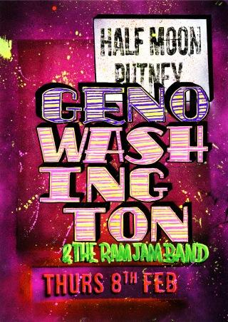 Geno Washington edited